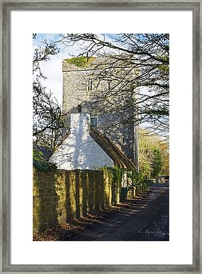 Norman Tower Framed Print