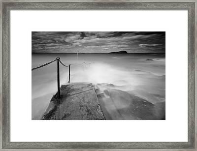 North Berwick Harbour Framed Print by Keith Thorburn LRPS AFIAP CPAGB