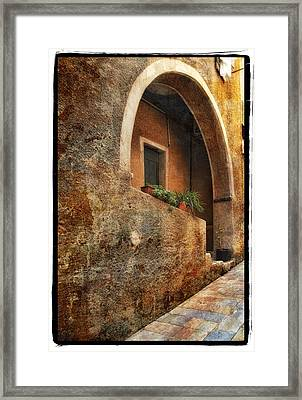 North Italy 3 Framed Print by Mauro Celotti