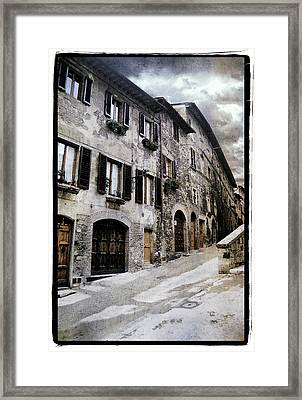 North Italy  Framed Print by Mauro Celotti