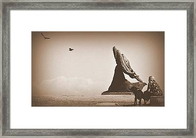 Nostalji Framed Print by Amr Miqdadi