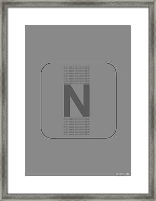 Not All Tweets Created Equal Poster Framed Print by Naxart Studio