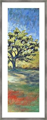 Not Far Now Framed Print by Lisa Masters