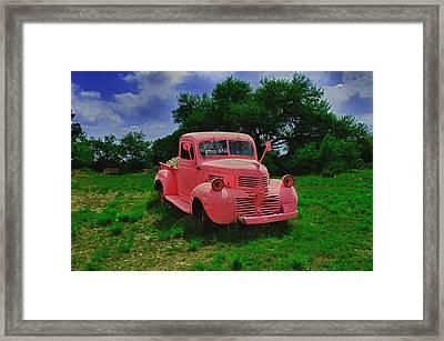 Not For Sale Framed Print
