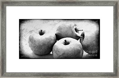 Not Oranges Framed Print by David Taylor