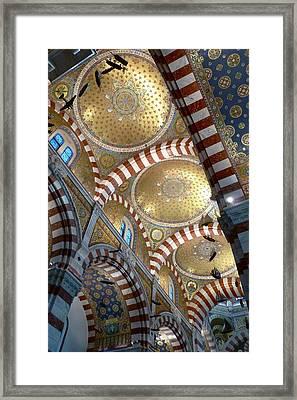 Notre Dame De La Gard Framed Print