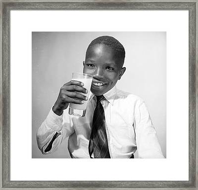 Nourishment Framed Print by Chaloner Woods