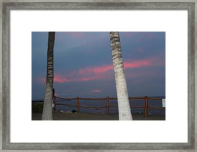 Now I Can See Better Framed Print by Raquel Amaral
