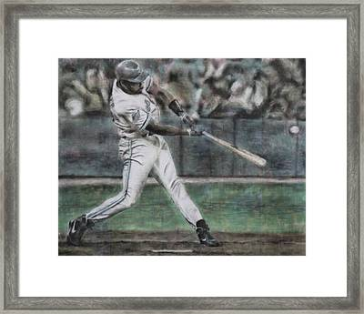 Now The 2-2... Framed Print by Chris Ripley