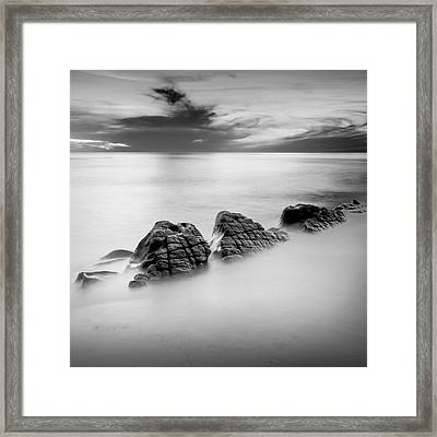 Nowhere 2 Framed Print by Guido Tramontano Guerritore