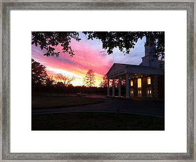 Npbc Framed Print