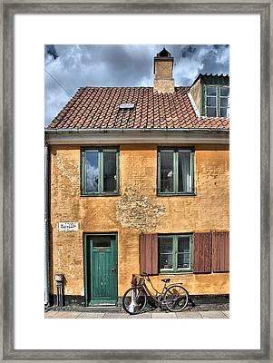 Nyboder Framed Print