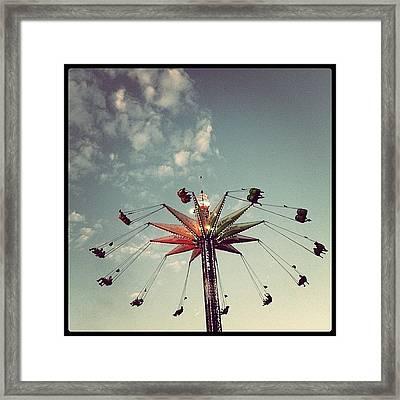 Oc Fair 2012 Framed Print