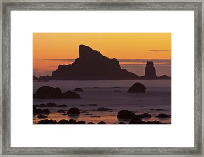 Occasion Of Mercy Framed Print by Mark Kiver