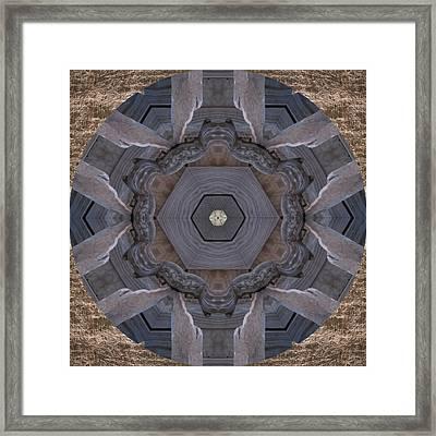 Occoneechee Framed Print by Paul Moss