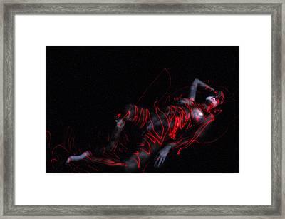 Odalisque Framed Print by Svetlana  Sokolova