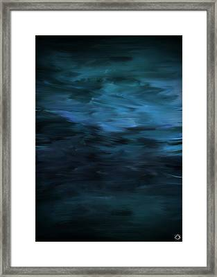 Ode To The Winter Framed Print by Lourry Legarde