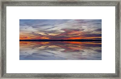 Off Highway 99 Framed Print