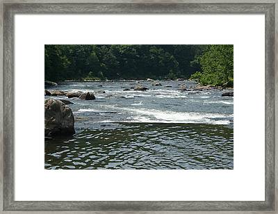 Ohio Pyle Framed Print