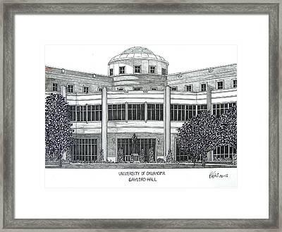 Oklahoma Framed Print by Frederic Kohli
