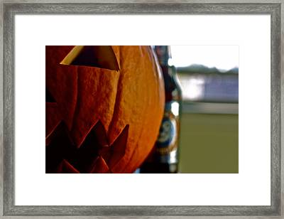 Oktoberfest Framed Print by Robert Rizzolo
