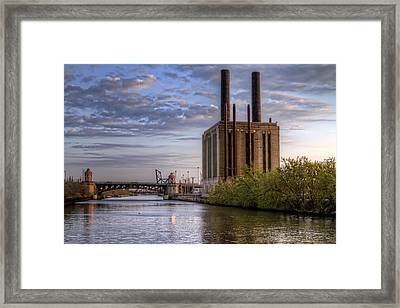 Old But Not Forgotten Framed Print