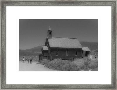 Old Church Framed Print by Richard Balison