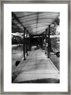 Old Flight Framed Print