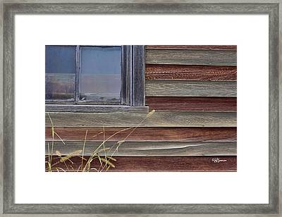 Old Glory Framed Print by Jeff Swanson