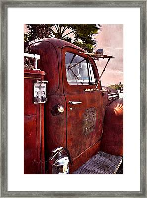 Old Hero Limited Edition Framed Print