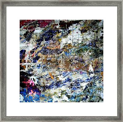 Old Is New 07 Framed Print by Aquira Kusume