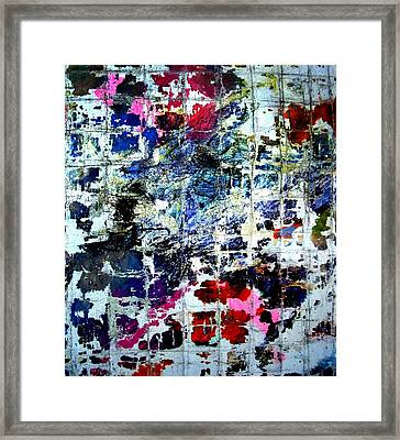 Old Is New 09 Framed Print by Aquira Kusume