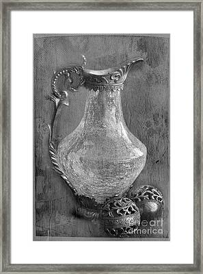Old Jug Framed Print