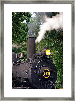 Old Number 643 Framed Print by Paul W Faust -  Impressions of Light