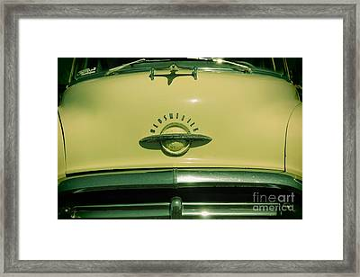 Old Oldsmobile Framed Print by Sophie Vigneault