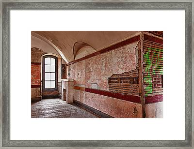 Old Room Framed Print by Garry Gay