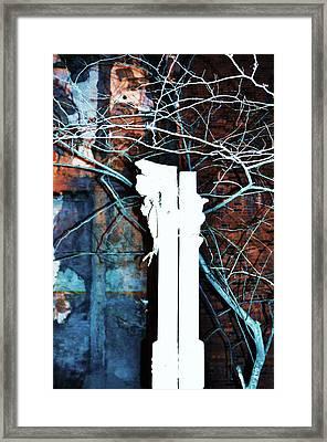 Old Sacramento-2 Framed Print by Todd Sherlock