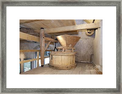 Old Style Watermill Framed Print by Jaak Nilson