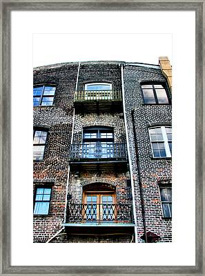 Old Time Savannah Framed Print by Kenneth Mucke