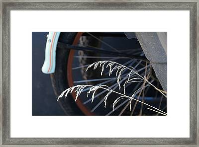 Old Times.. Framed Print by Al  Swasey