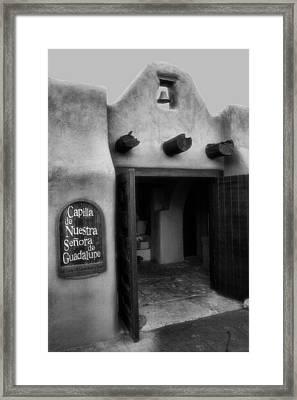 Old Town Chapel IIi Framed Print