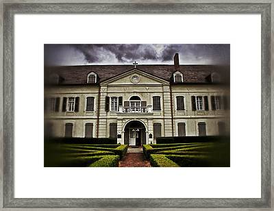 Old Ursuline Convent Framed Print