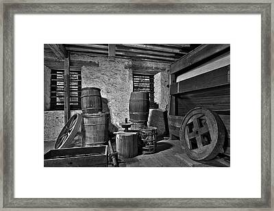 Old West Framed Print