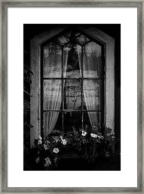 Old Window Framed Print by Micael  Carlsson