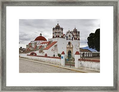 Old World Church Framed Print by Jeremy Woodhouse