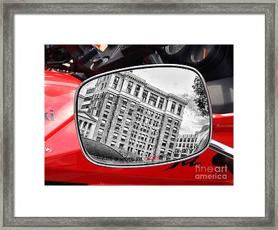 Older Than Appears Framed Print by Jim Moore