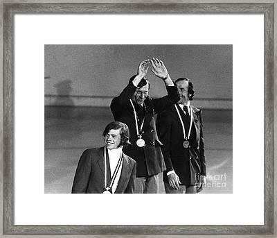 Olympic Games, 1976 Framed Print