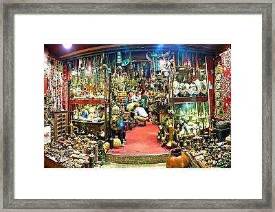 Oman Framed Print by Jenny Senra Pampin
