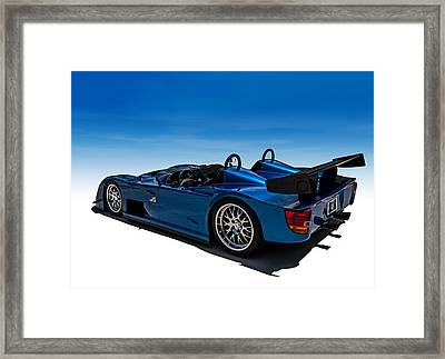 Omega Prototype Framed Print by Douglas Pittman
