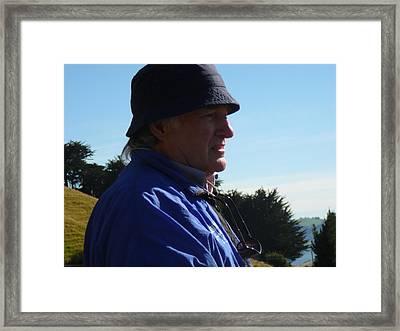 On Location Otago Peninsula Framed Print